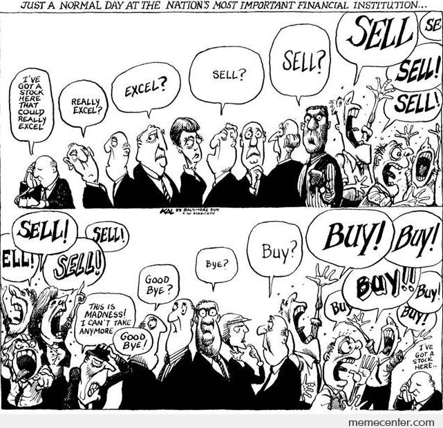 Psychologie en bourse