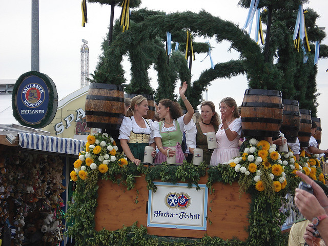 Oktoberfest in Alpine Village