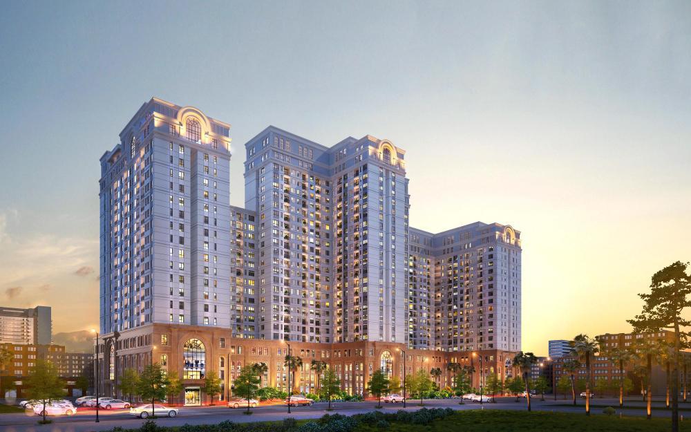 Căn hộ Sài Gòn Mia và Richmond City điểm đến lý thú dành cho người đầu tư