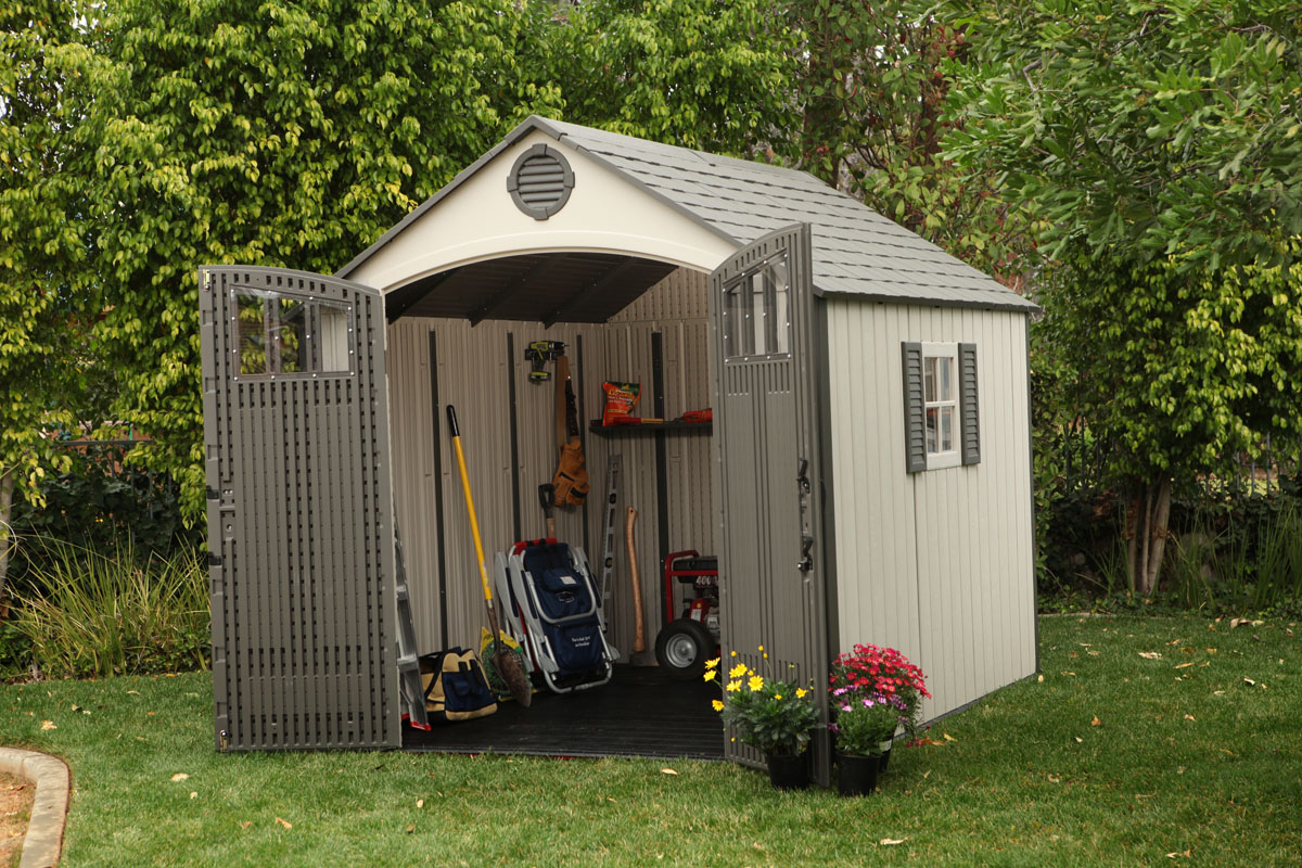 Storage or a Man-Cave: Make The Most Out of Your Garden Shed