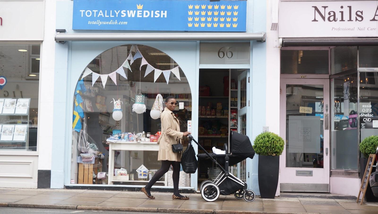 London: Spotlight on Barnes #CybexInTheCity Totally Swedish