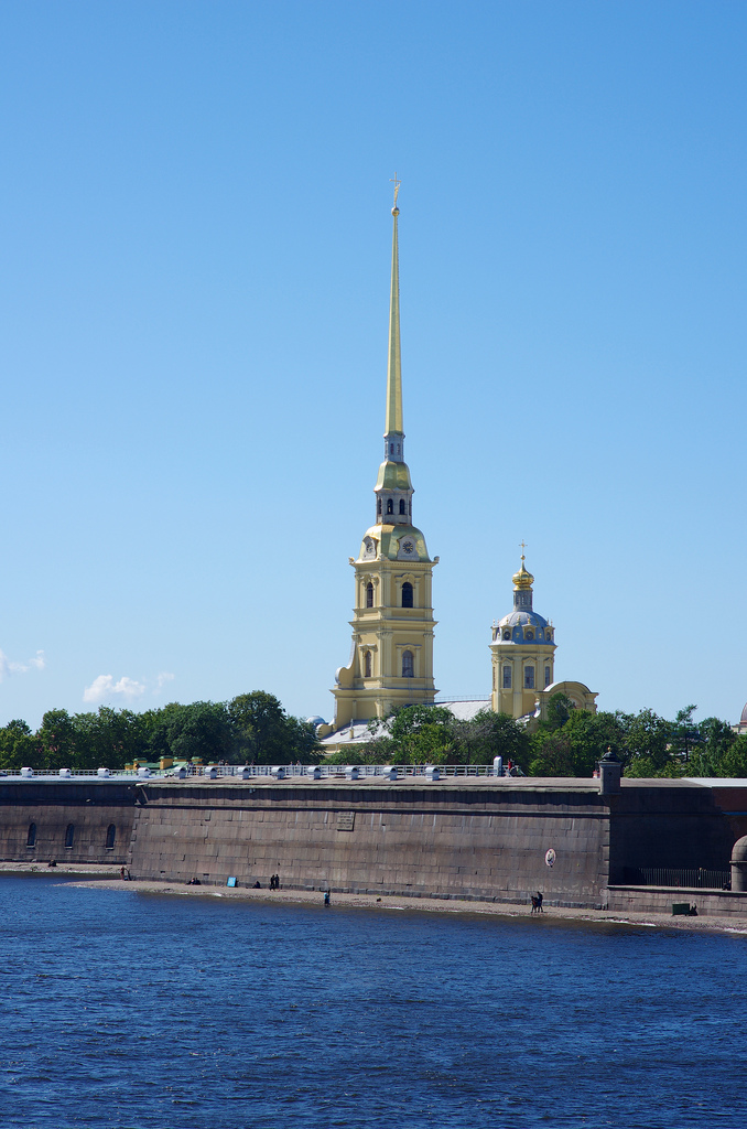 Петропавловский Собор, Санкт-Петербург, Россия