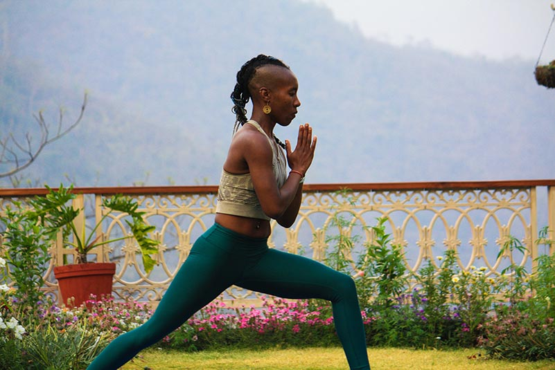 Hatha yoga is great for absolute beginners