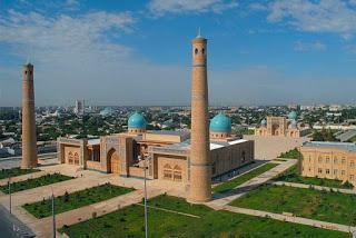 Khazret-Imam mosque - Taskent