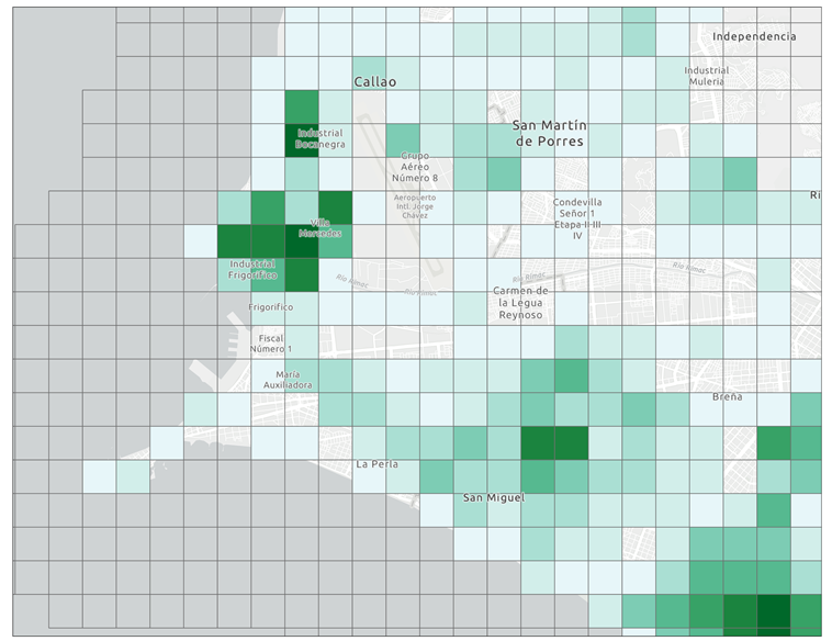 OpenStreetMap (OSM) data