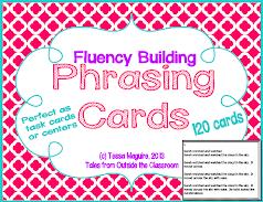 Fluency Phrasing Cards