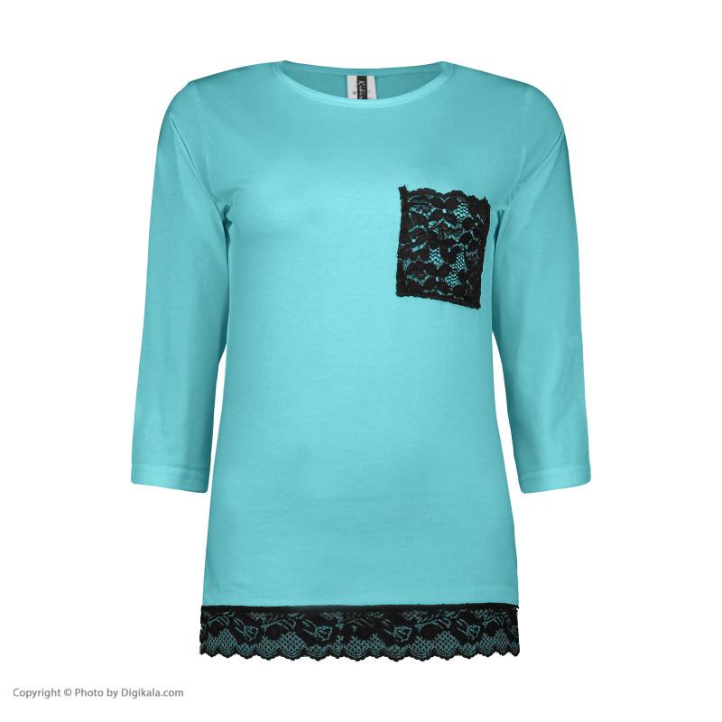 ست تی شرت و شلوار زنانه کیکی رایکی مدل 100