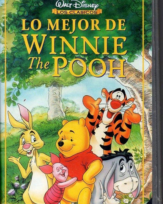 Lo mejor de Winnie The Pooh (1977, Wolfgang Reitherman y John Lounsbery)