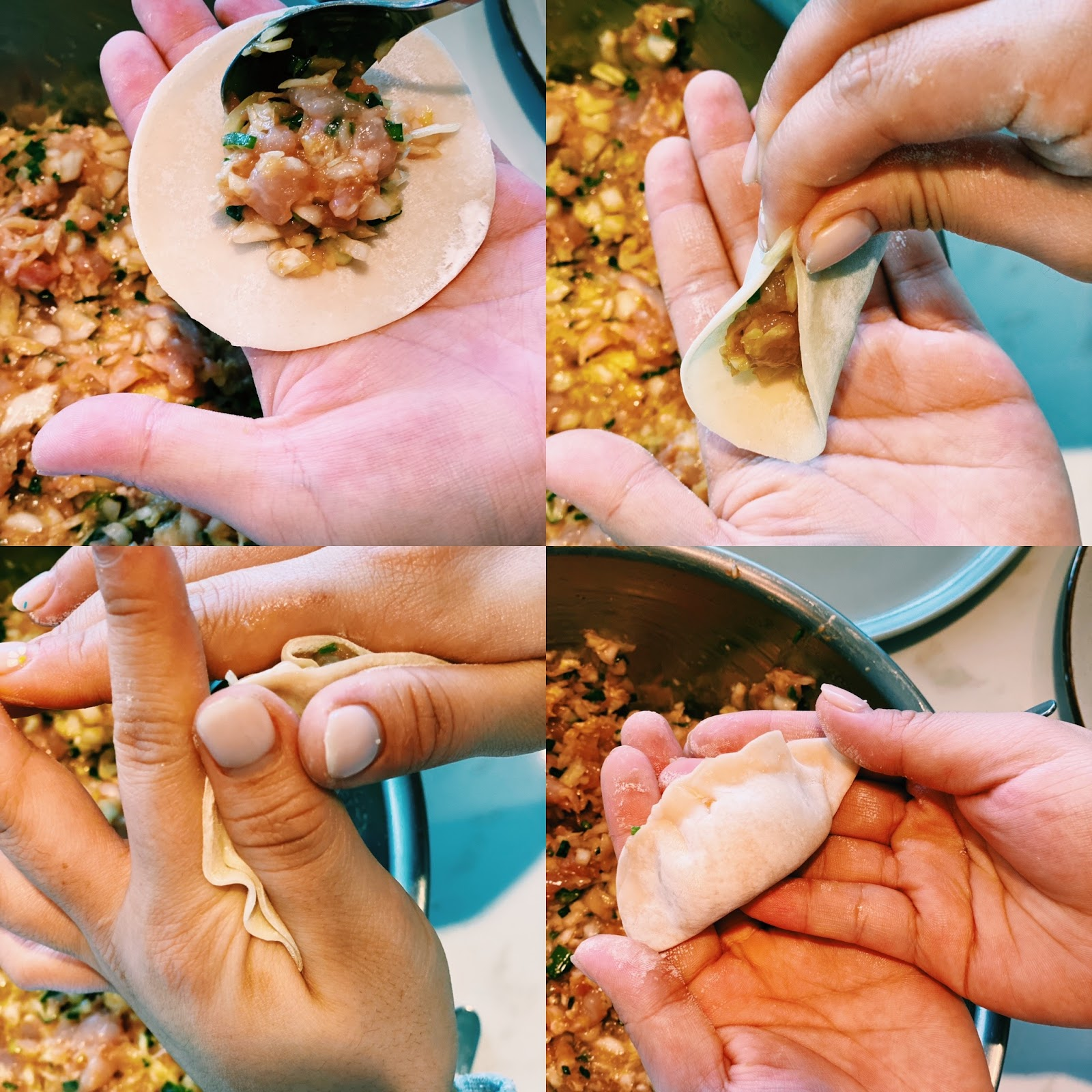 How to make Chicken dumpling