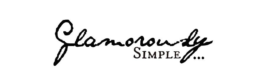 Glamorously Simple