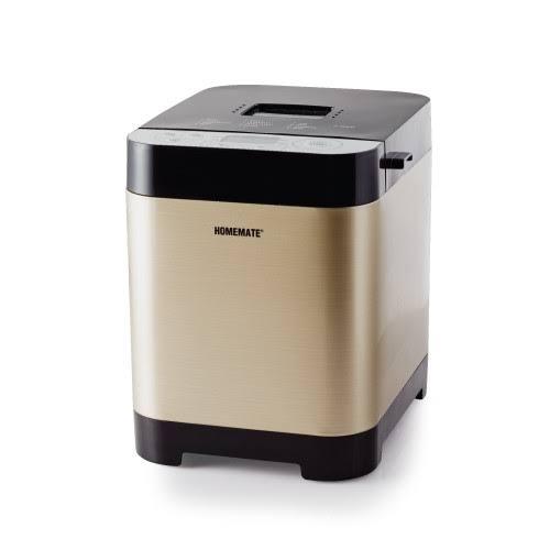 1. Homemate เครื่องทำขนมปัง รุ่น HOM-262401