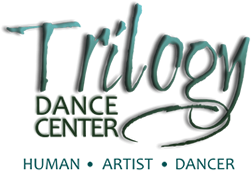 Trilogy Dance Center Logo