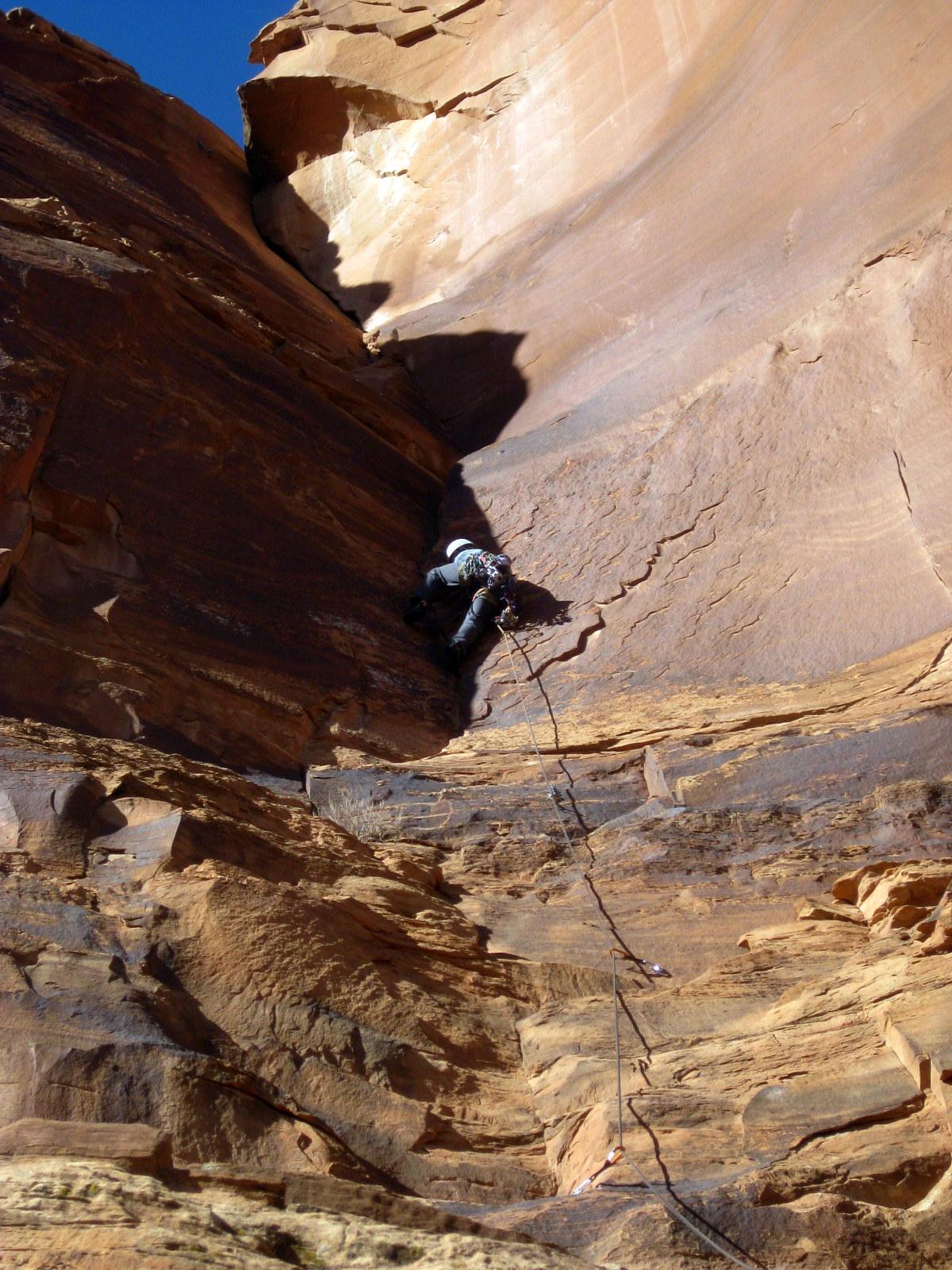 Top rope moab utah