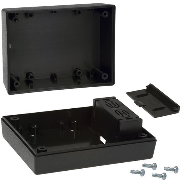 Plastic Box for Piezo Tap Switch Circuit
