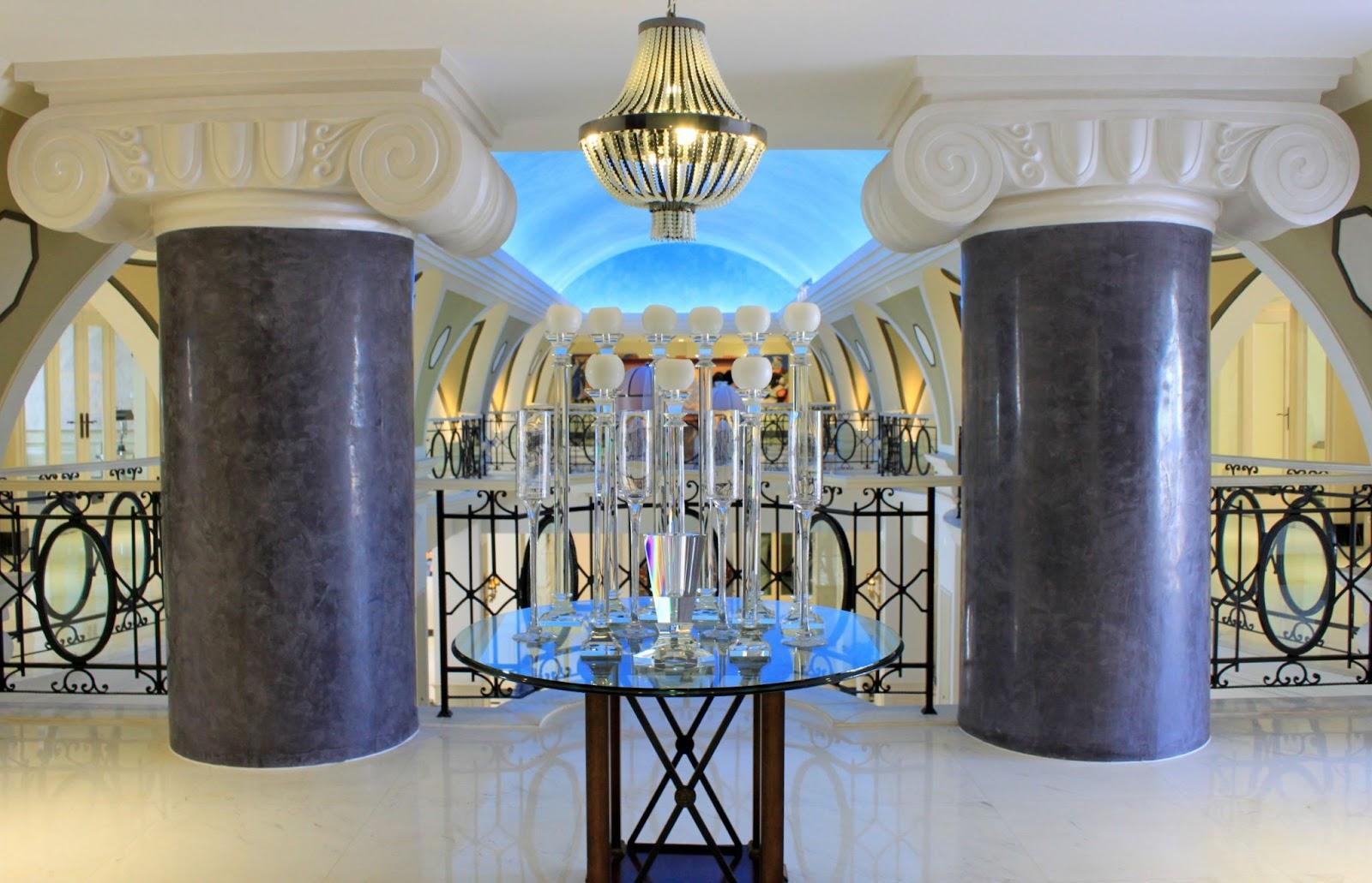 Sơn hiệu ứng Waldo-Sơn hiệu ứng Marble Venetian dành cho thiết kế khách sạn