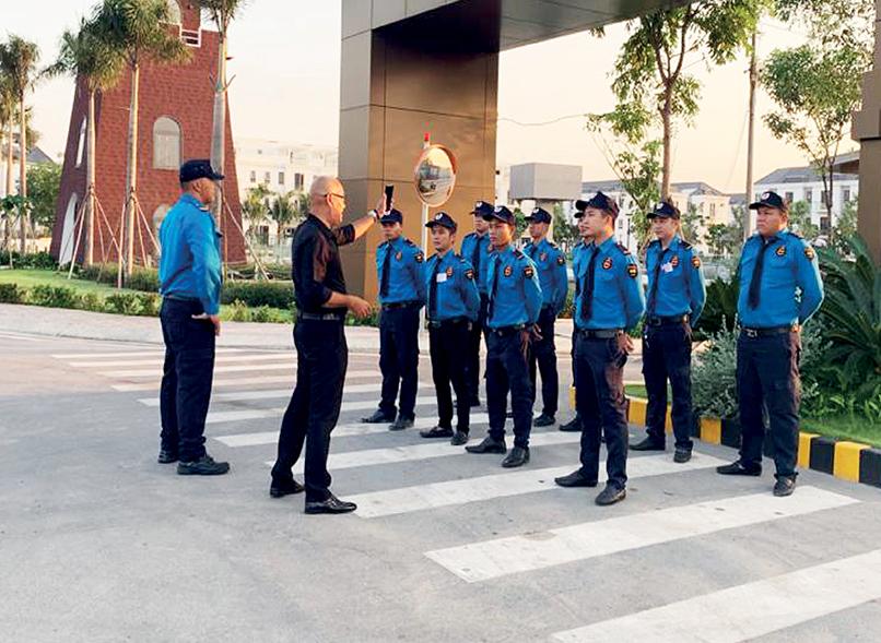 Nam Long – Công ty vệ sĩ uy tín và chuyên nghiệp nhất tại TPHCM