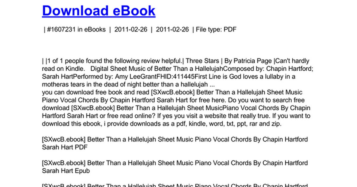 Halleluja Piano Chords Image collections - piano chord chart with ...