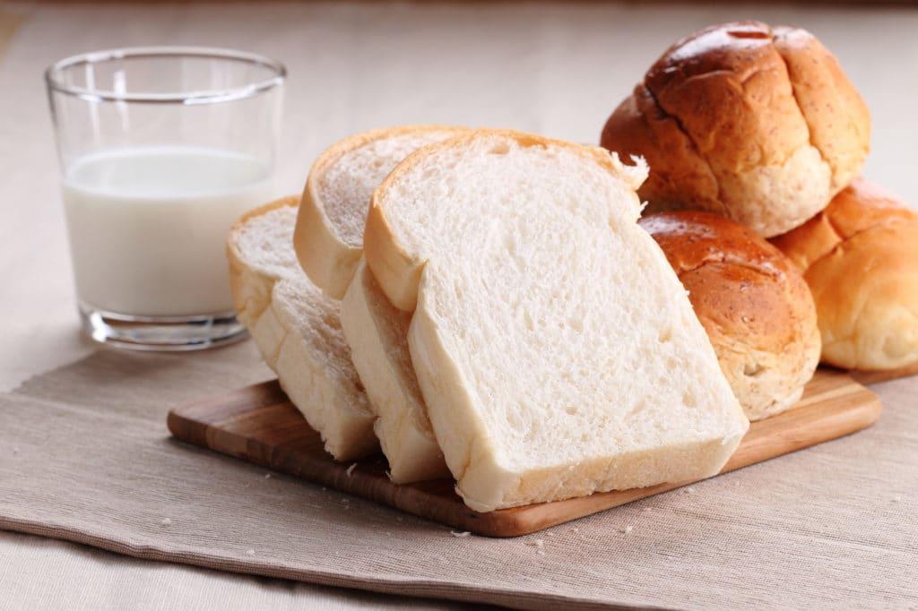 Bánh mì gối tốt cho người đau dạ dày