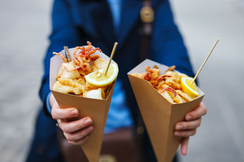 Street Food Scenes To Make Your Stomach Growl - 123RF Blog