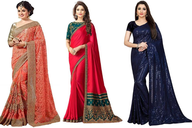 Must have ethnic wardrobe essential is saree