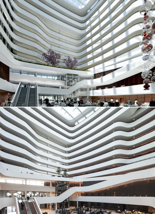 Hilton Amsterdam Airport Schiphol in Schiphol, Netherlands - architectural rendering the reality