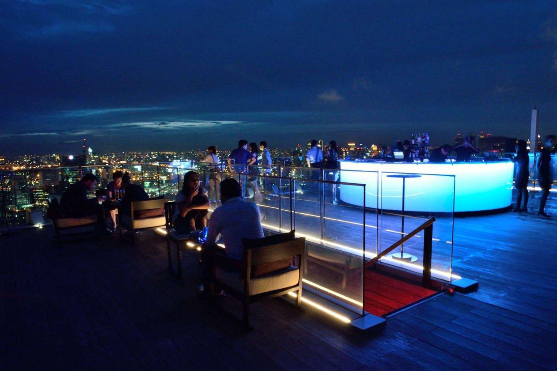 Octave Rooftop Bar – Marriott Hotel Sukhumvit