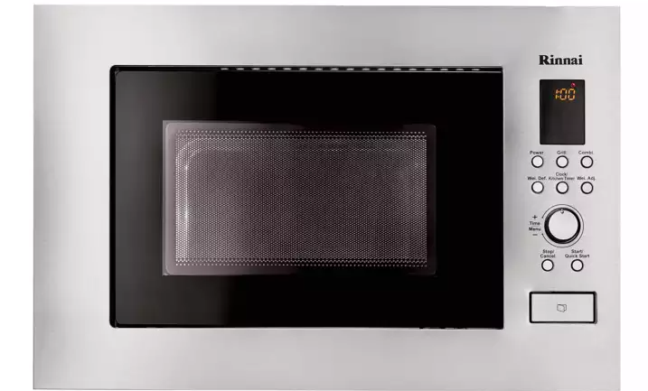Rinnai 25lt Built-in Combi Microwave with Grill. Source: Rinnai