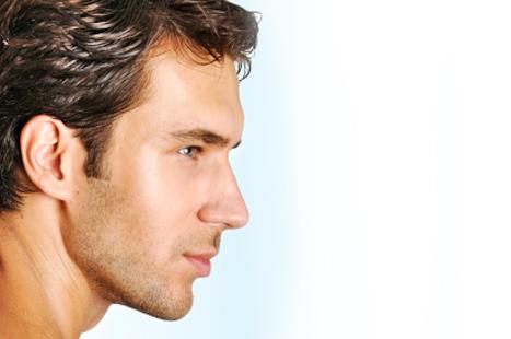 erkeklerde yüz estetiği