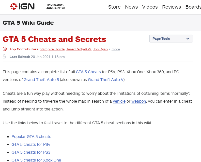 IGN Wiki Guide image