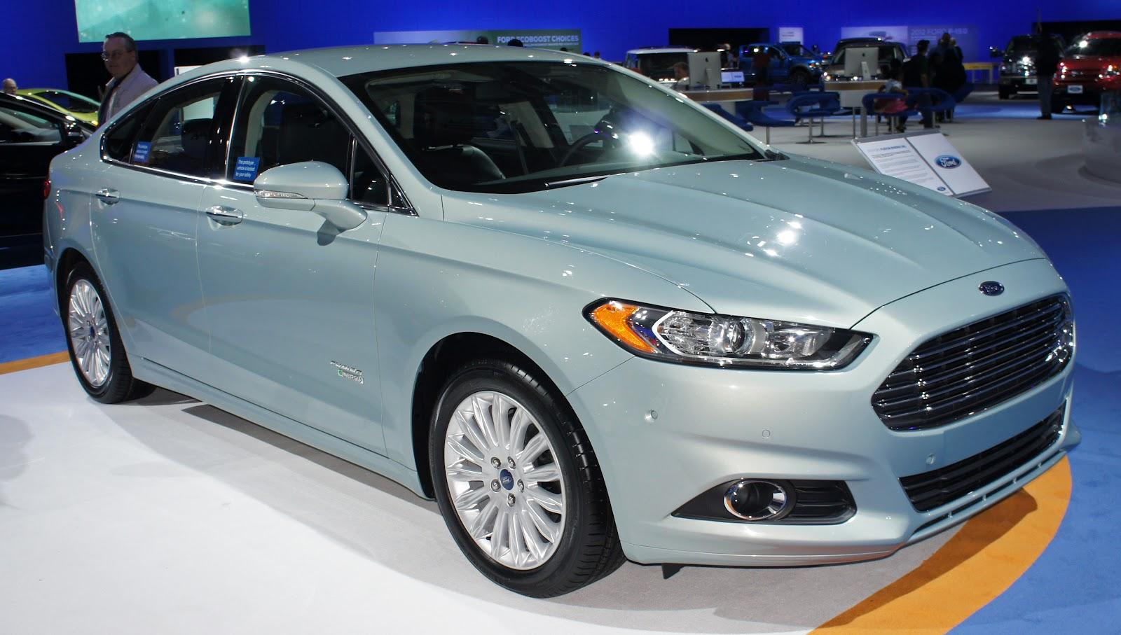 Photo of Ford Energi sedan: 69% 5-year depreciation rate