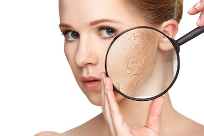 Liệu trình chăm sóc da mặt chuyên sâu đối với da khô