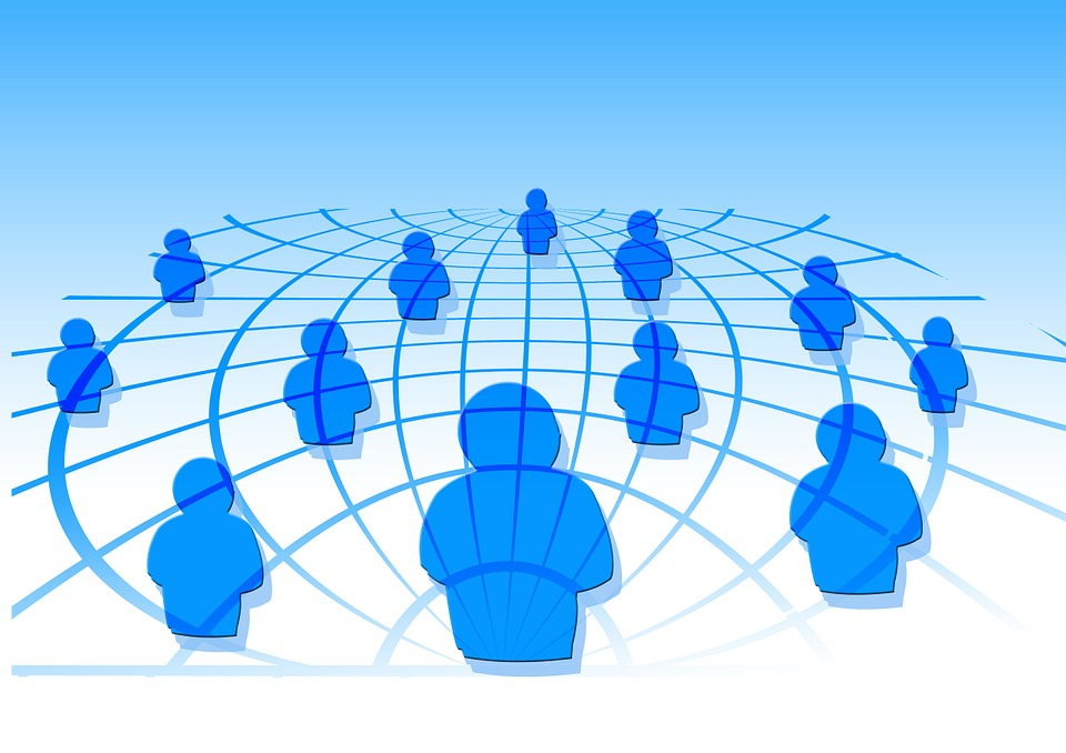 Network, Person, Networking ...