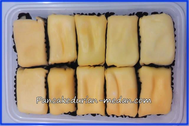 Jual pancake durian medan ke selurun indonesia