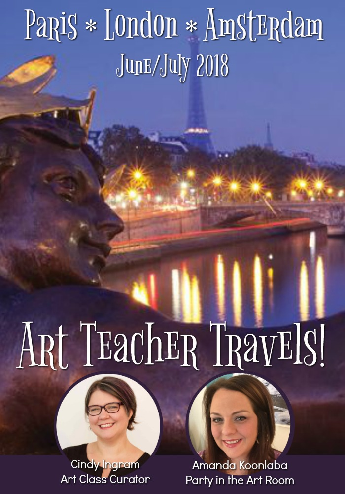 art teacher travel
