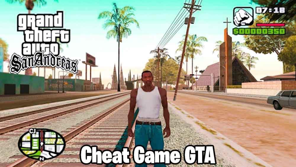 cheat game gta