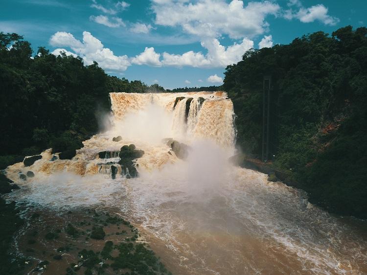 Paraguai Turismo - Saltos del Monday