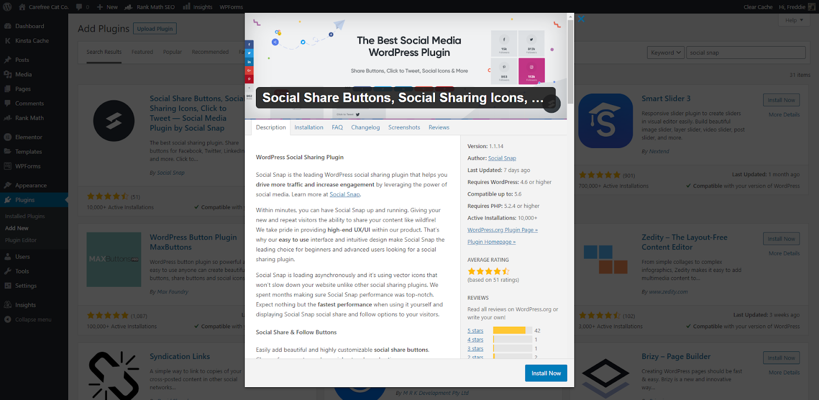 best pinterest plugin for bloggers