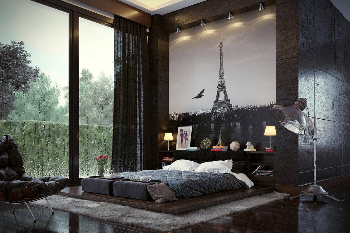 Thiết kế phòng ngủ theo không gian mở