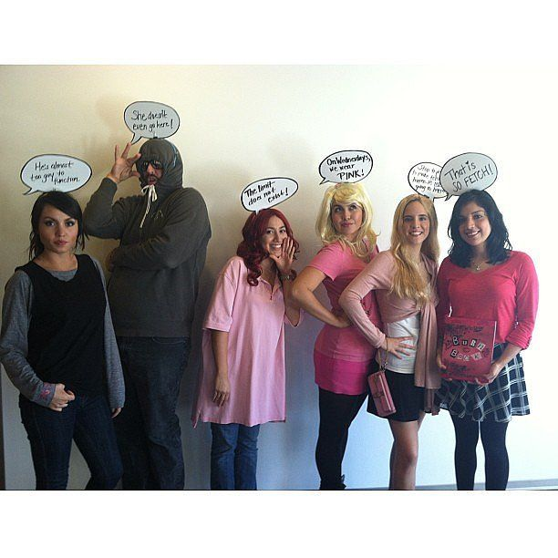 Shustyle best halloween group costumes mean girls 2g solutioingenieria Images