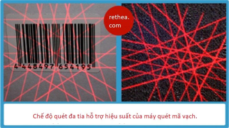 Máy quét mã vạch Honeywell MS3580 QuantumT - ảnh 4