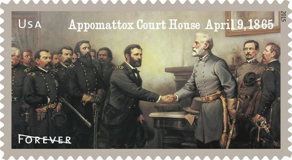 Billedresultat for appomattox court house