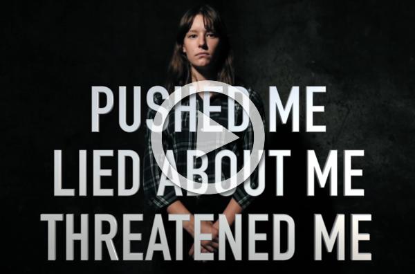 Cyber Bullying Video