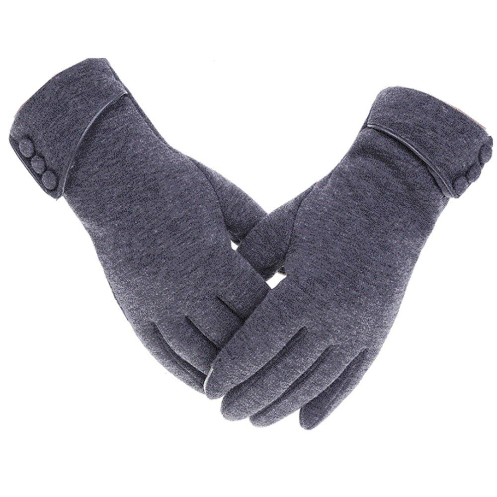 Winter fashion tips: get a pair of touch-screen gloves!