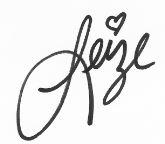 Leize, Founder's signature, Phia Concept Salons