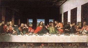 Картинки по запросу the last supper