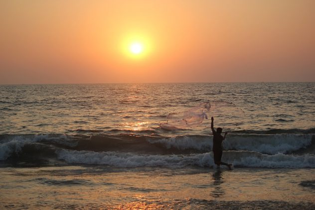 Things To Do In Goa - Places To Visit sunset