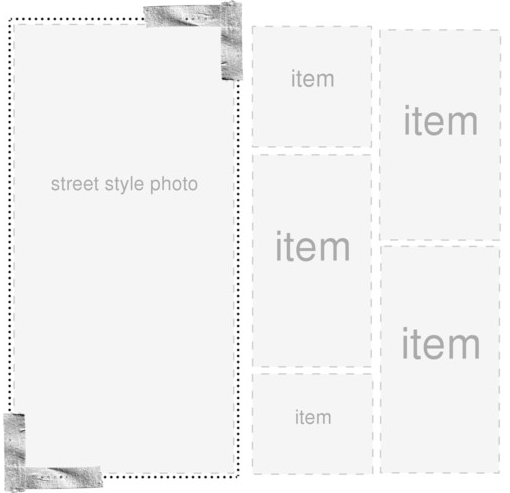 polyvore template