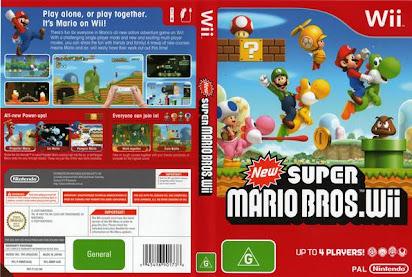 new super mario bros download iso
