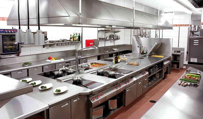 Как вернуть пищевое оборудование в строй?