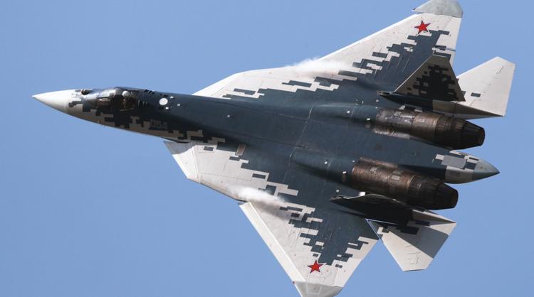 Провальний російський літак Су-57